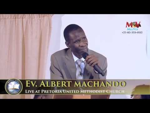 02. Ev. Albert Machando || Naboth's Vineyard (In SHONA)
