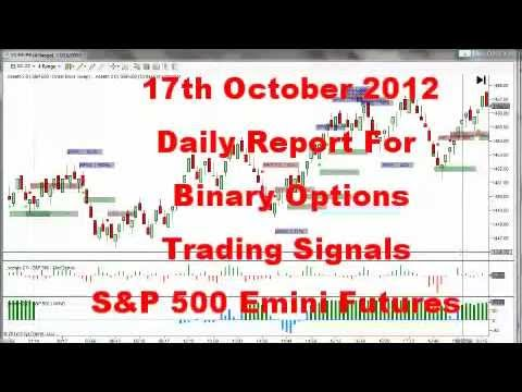 Binary options flashback