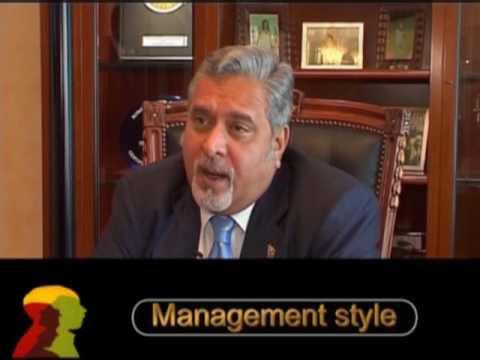 UB Group-Vijay Mallya-Management Style