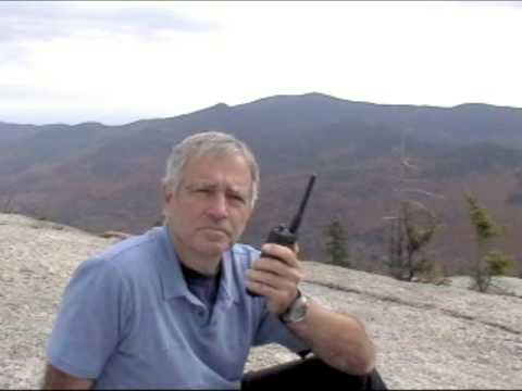 Ham radio frustration & Fall Foliage  N.H.