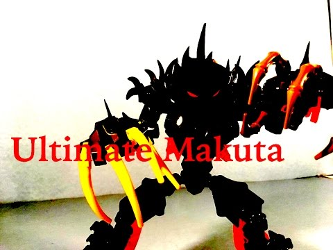 Makuta of Ultimate Power: Bionicle Moc Review