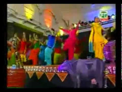 Jatti Nachdi Patola Ban Ke - K.s.makhan ! Hd. video