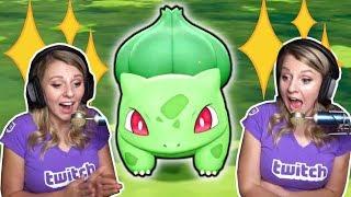 LONG AF Shiny Bulbasaur Hunt FINALLY Comes To An End in Pokemon Let's Go!
