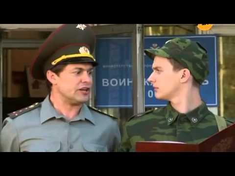 Присяга.avi (солдатский юмор)