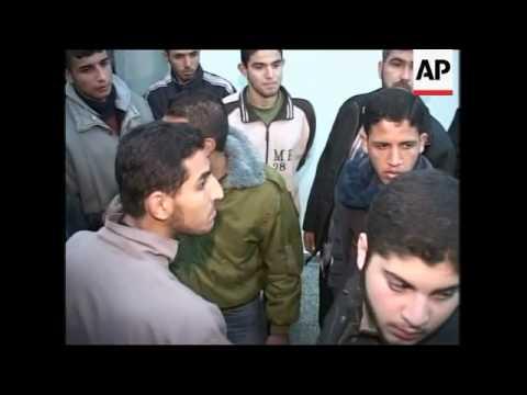 Two Palestinians killed in Israeli air strike in northern Gaza
