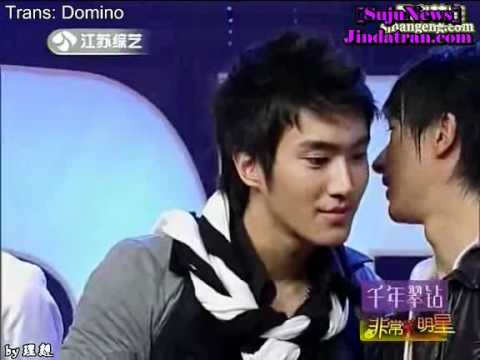 [Vietsub] Full Very Big Star - Super Junior M (So Funny) 080418 - Part 2