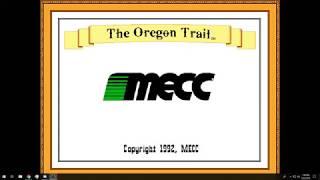 Jrm plays The Oregon Trail
