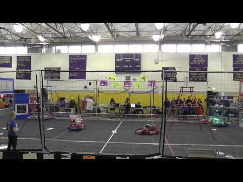2013 girlPower Invitational Qualification Match 6