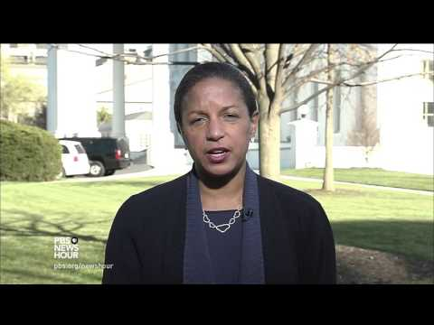 Susan Rice shares administration's response to Paris terror arrest