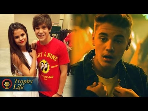 Selena Gomez & Austin Mahone Dating? Justin Bieber & One Direction Music Video Sneak Peeks!