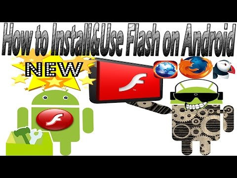 How to Install the Adobe Flash Player on Any Android Device 2.3-4.4 Updated!