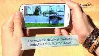 Samsung Galaxy S III recenzja - test funkcji specjalnych SGS III