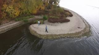Сурское море, река Медоевка
