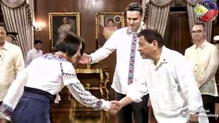 DUTERTE LATEST NEWS JANUARY 24, 2018 | DUTERTE RECEIVES AMBASSADORS OF PORTUGUESE, UKRAINE & YEMEN