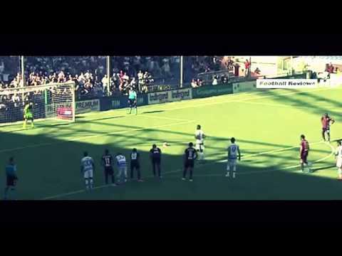 Genoa vs Juventus 0-2 2015 - Paul Pogba Funny Penalty Goal /POGBA