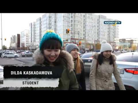 """My day in Kazakhstan"" #4 (12.12.15)-Kazakh TV-eng"