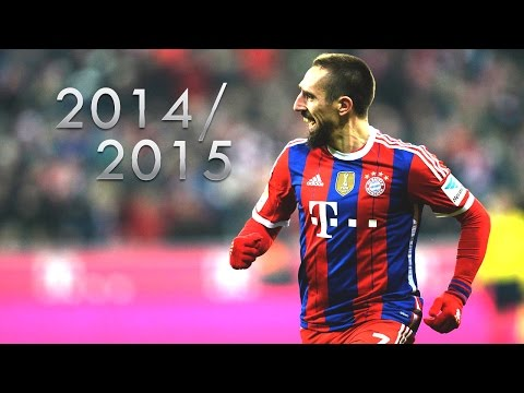 Franck Ribéry • Goals, Skills, Assists • FC Bayern | 2014/15 • HD