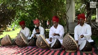 Indian Drums Nagara: Master drummer of Rajasthan (HD)