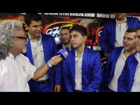 Banda Carnaval explicando nombres y apodos de los integrantes. Jun 2013 Pico Rivera