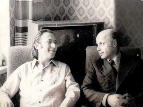 Марк Рихтерман читает свои стихи. 1979г, Москва. Часть 2/2
