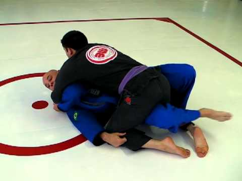 Dedeco Half Guard Simple Sweep - Jiu-Jitsu Half Guard Sweep Technique Image 1