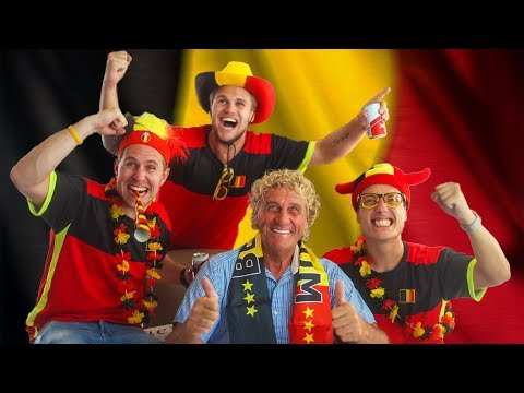 Ponkers ft. Het Goede Doelpunt - België (WK 2018 Anthem)