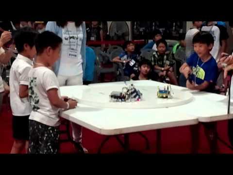로보티즈 로봇 대회(robotis robot competition)
