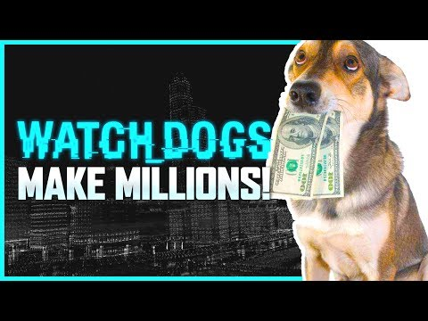 how to make money in watch dogs