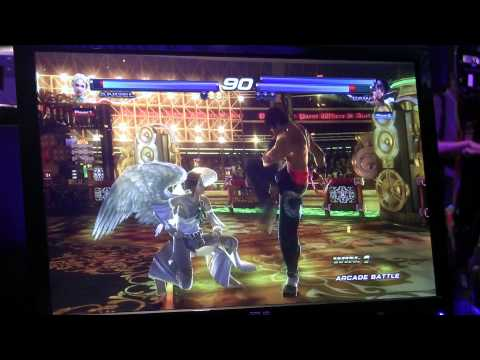 E3 2012 - Tekken Tag 2 - Part 2