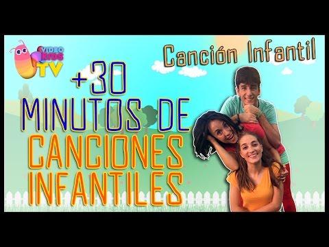 🙋🙋 Media Hora de Canciones Infantiles!!! :-D