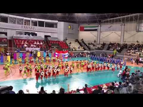 PEPS COLOR 2015 -GRADE 2 - KADAYAWAN FESTIVAL
