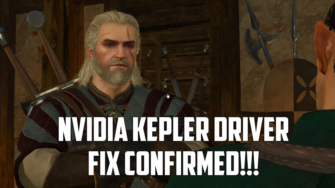 Witcher 3 Nvidia Screwed Performance deliberately view on break.com tube online.
