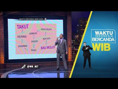 Waktu Indonesia Bercanda - Asal Takut (30 April 2016 Part 1)
