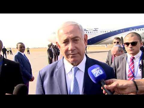 הצהרת ראש הממשלה נתניהו בנוגע להתבססות האיראנית בסוריה