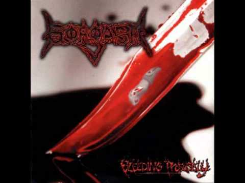 Gorgasm - Bleeding Profusely