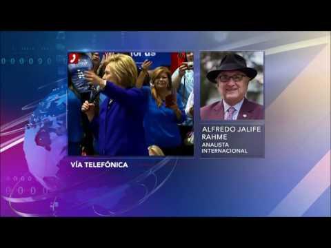 Entrevista a Alfredo Jalife sobre los candidatos a la presidencia de EU