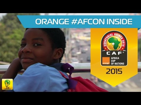 Welcome to Malabo - Orange Africa Cup of Nations, EQUATORIAL GUINEA 2015