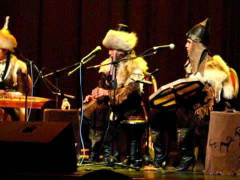 Этно-группа Туран (Алма-Ата, Казахстан)