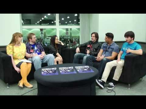 K-project English Cast Interview