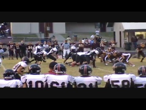 Eric Farnworth Highlight Film River View High School