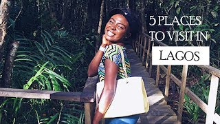 5 Places To Visit In Lagos Nigeria - Lekki Conservation Centre | THE FISAYO