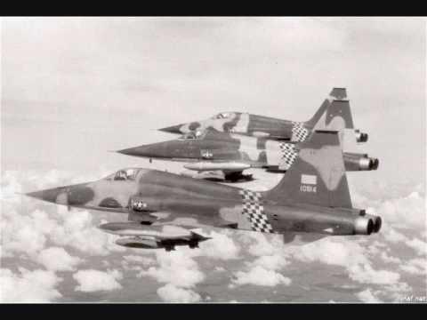 Không Quân Việt Nam Cộng Hòa Hành Khúc