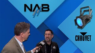 Live Now from NAB2019 - Chauvet