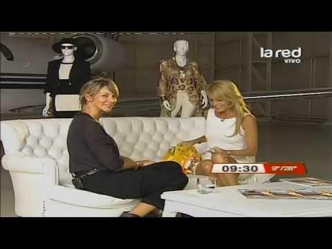 Janine Leal entrevistó a Cecilia Bolocco