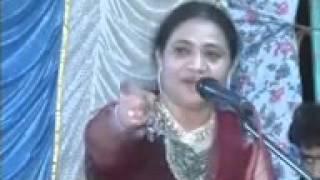 Murad Atish Vs Parveen Sultana || Live Qawwali Muqabla ||Jaswali || 2013 (Part 6)
