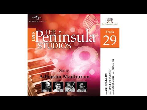 Adharam Madhuram  In Sanskrit ( Spiritual ) From Live  The Peninsula Studios - 4 video