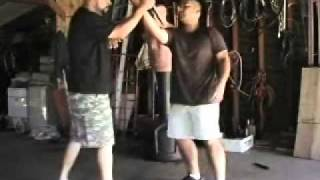 Trampilla Arnis - Garage Work