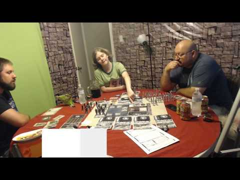 Dead of Winter (Board Game) Sunday fun day group