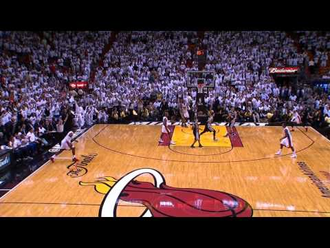 LeBron James' Top 10 Plays of the 2013 Finals