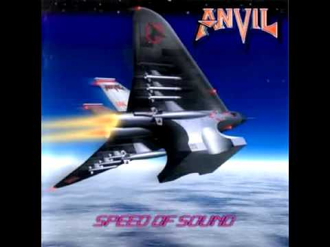 Anvil - Blood In The Playground